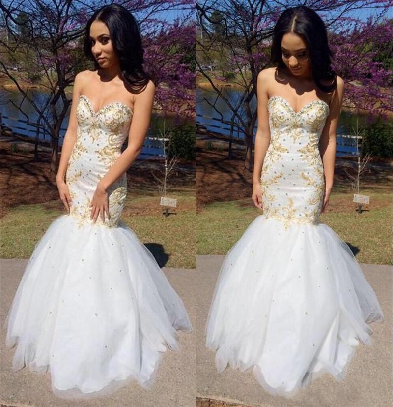Moonlight High Low Prom Dresses